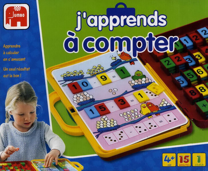 J'apprends à compter