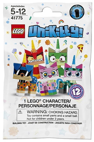 Minifigurines Unikitty Série 1