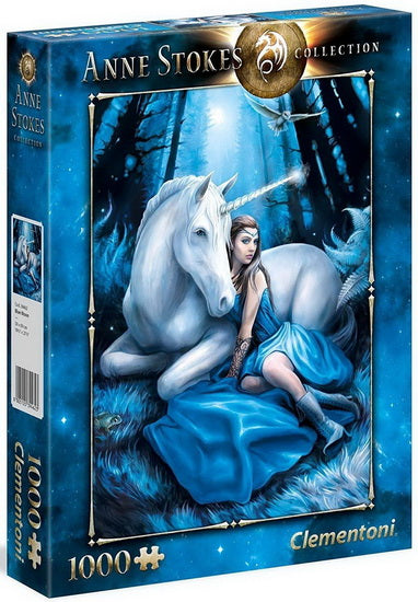 Anne Stokes: Blue Moon 1000 mcx