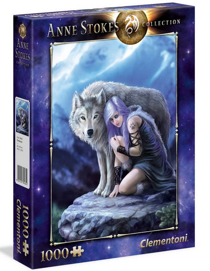 Anne Stokes: Protector 1000 mcx