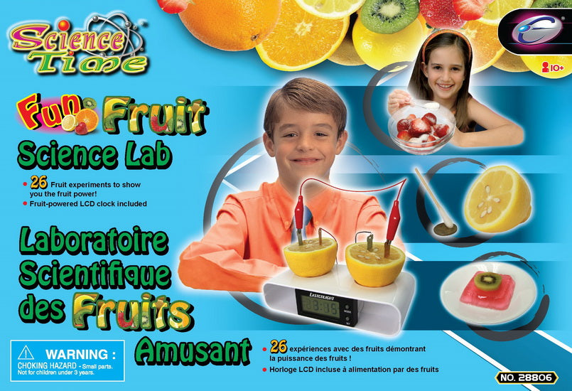 Laboratoire scientifique des fruits