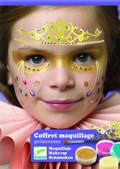 Coffret de maquillage Princesse