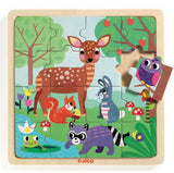 Puzzlo Forest 16 mcx