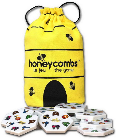 Honeycombs le jeu