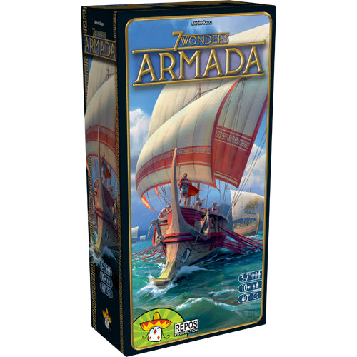 Armada Extension 7 Wonders