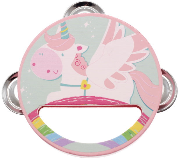 Tambourin licorne/dragon 2AS