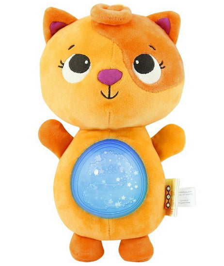 Chat Twinkle Tummies lumineux