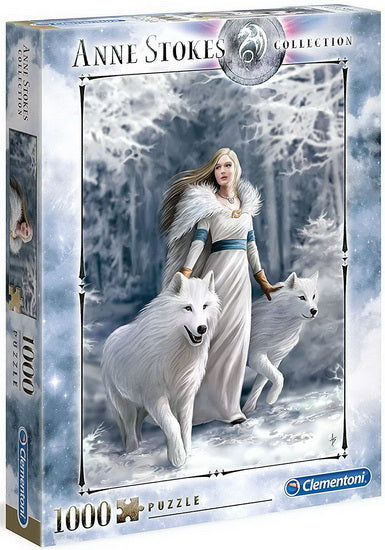 Anne Stokes: Winter Guardians 1000 mcx