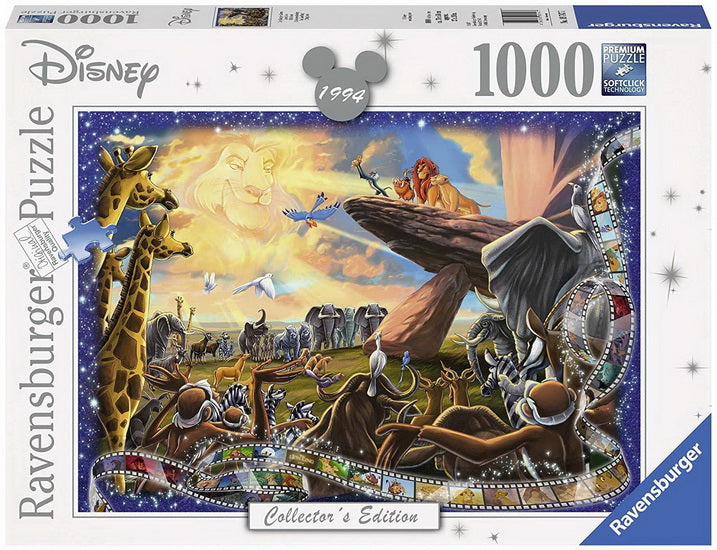 Disney Le roi Lion 1000 mcx