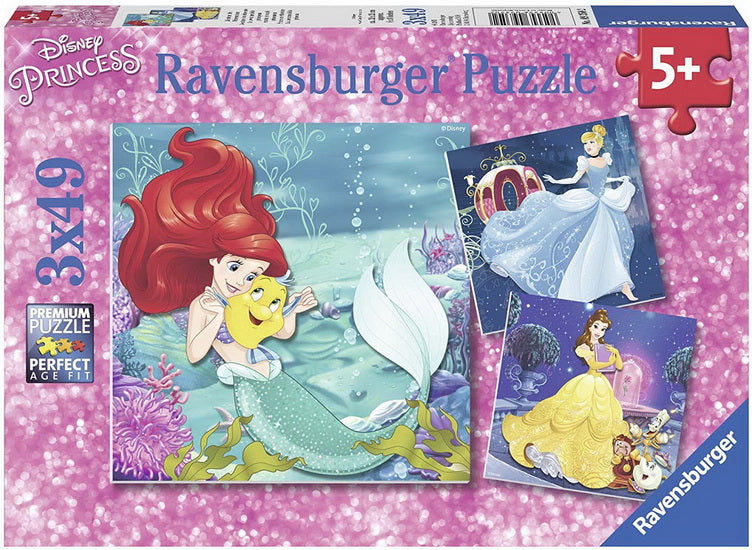 Princesses Disney 3x49 mcx