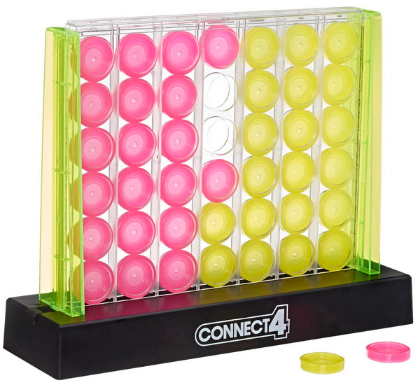Connect 4 Néon Pop