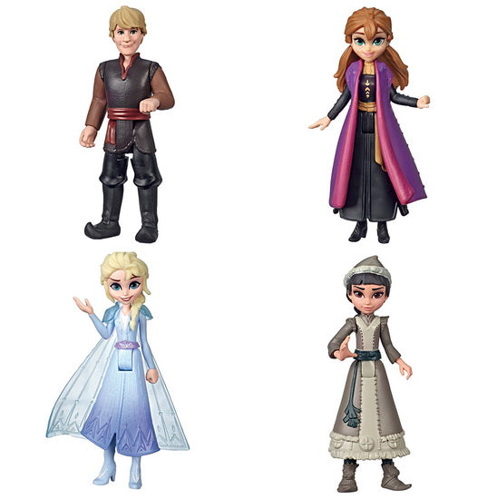 Figurines Reine des neiges AS