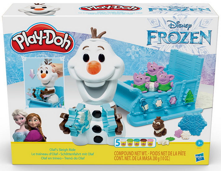 Play-Doh Reine des Neiges Olaf