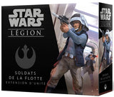 Star Wars Légion fleet troopers Rebelles