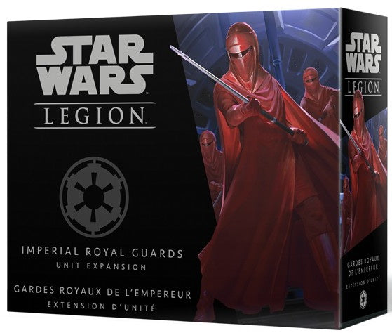 Star Wars Légion garde royal