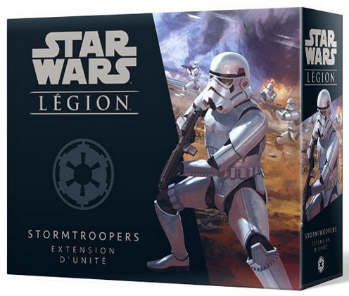Star Wars Légion Stormtroopers