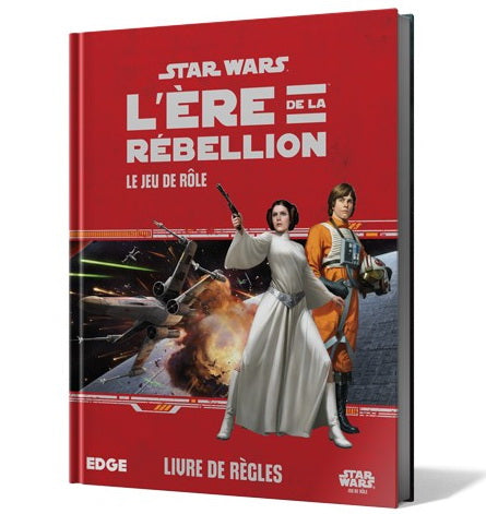 Star Wars L'Ère De La Rébellion Base