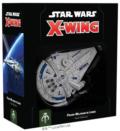 Star Wars X-Wing 2.0 Faucon Millenium