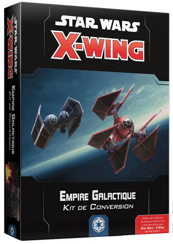 Star Wars X-Wing 2.0 kit de conversion Empire galactique