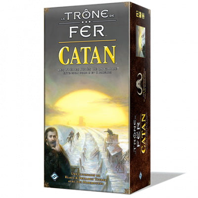 Trône de Fer Catan extension 5-6