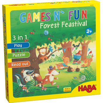 Games n' fun  forest feastival VF