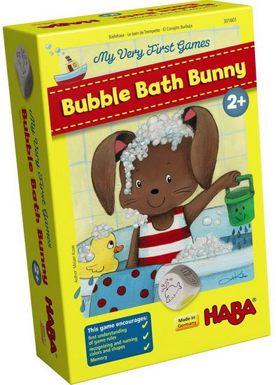 My very first games bubble bath bunny VF