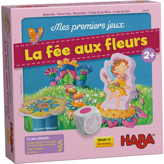 My very first games flower fairy VF