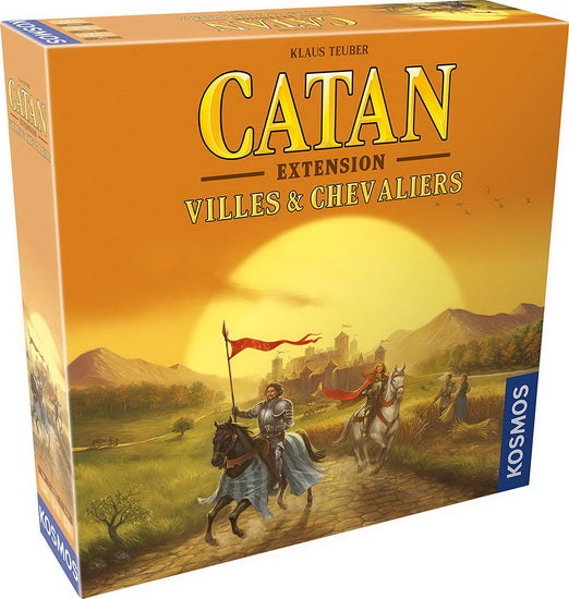 Catan extension villes & chevaliers