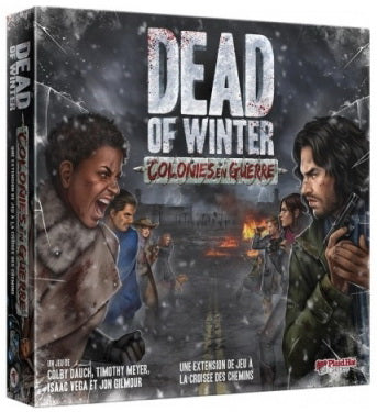 Dead of winter extension colonies en guerre VF