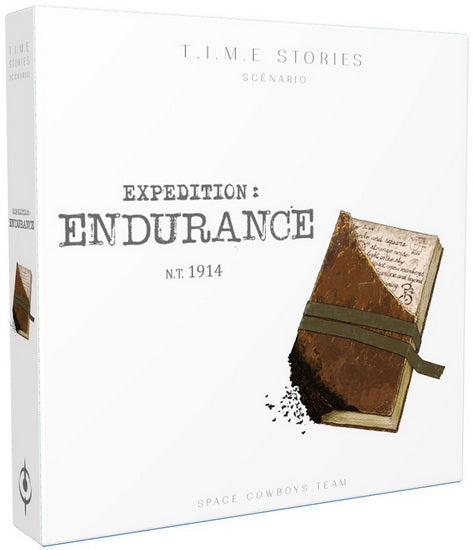 Time stories extension expédition endurance
