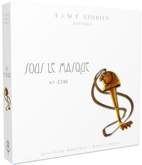 Time stories extension sous le masque
