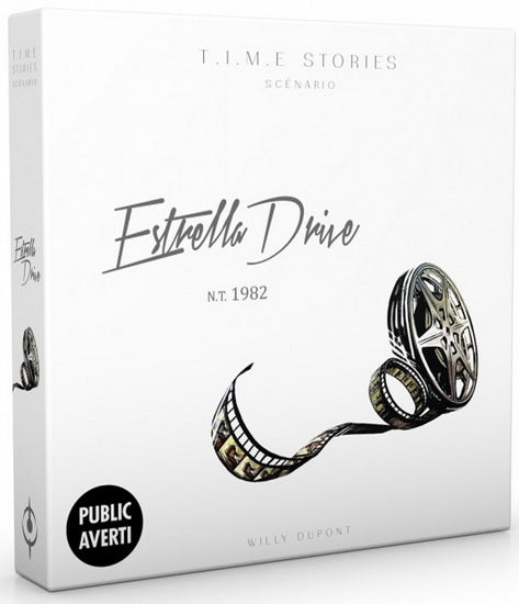 Time stories extension Strella drive VF