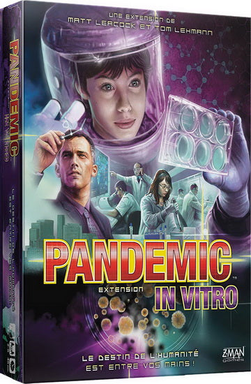 Pandemic extension in vitro