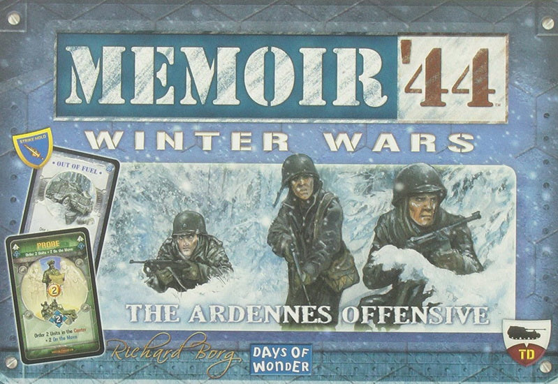 Memoir'44 winter wars VF