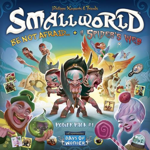 Smallworld power pack #1 VF