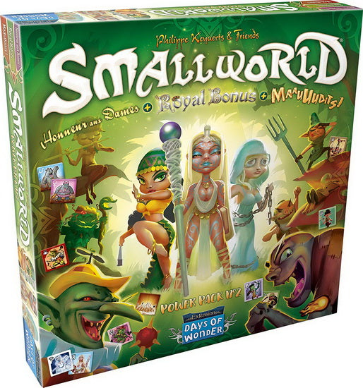 Smallworld power pack #2 VF