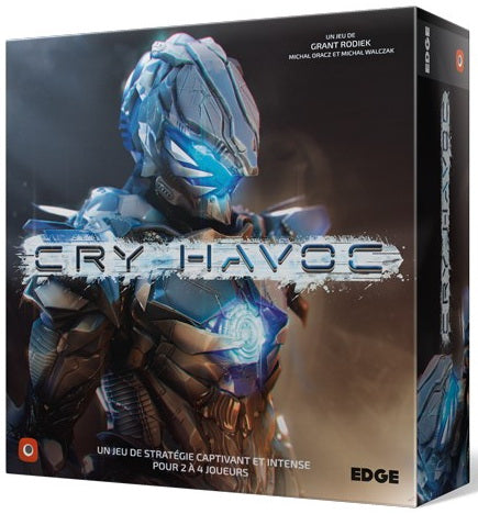 Cry havoc VF