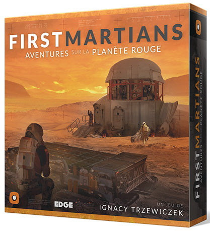 First martians VF
