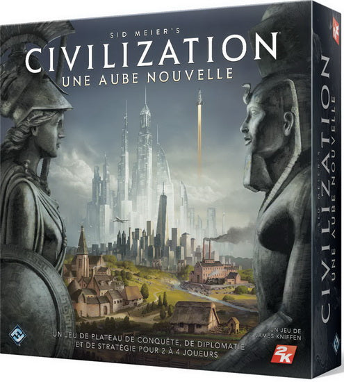 Civilization a new dawn VF