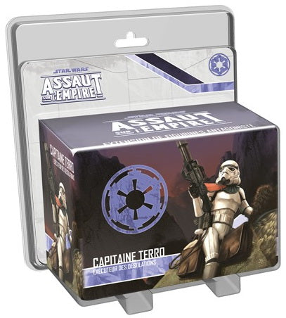 Star Wars assaut Empire Capitaine Terro