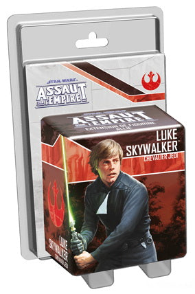 Star Wars assaut Empire Luke Skywalker, chevalier Jedi