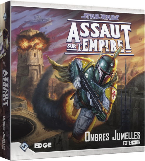 Star Wars assaut Empire ombres jumelles