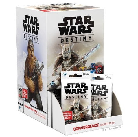 Star Wars Destiny convergence VF