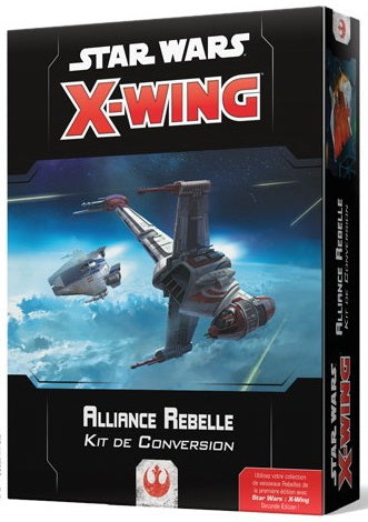 Star Wars X-Wing 2.0 kit de conversion Alliance