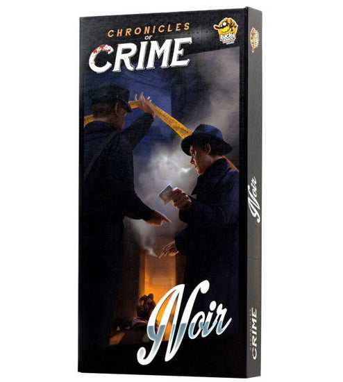 Chronicles of Crime Expansion Noir VF