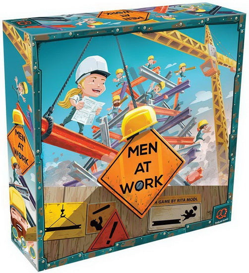 Men at work VF