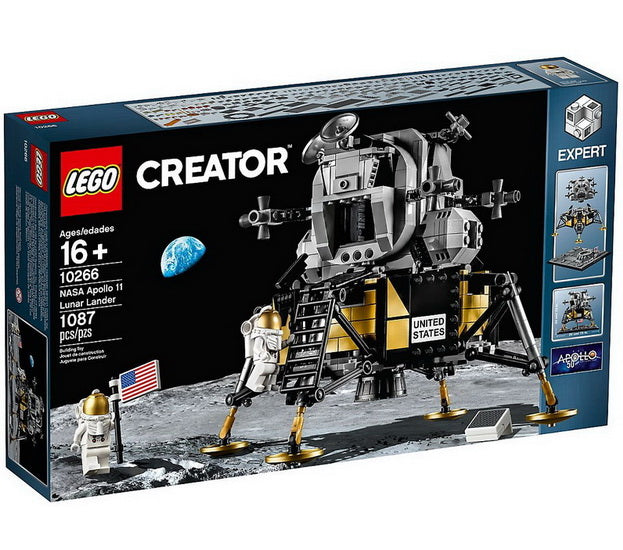 Module lunaire NASA Apollo 11