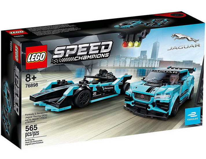 Formula E Panasonic Jaguar Racing GEN2 &