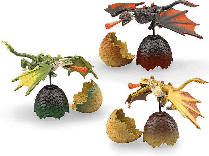 Mega construx Game of thrones : Oeuf de dragon AS