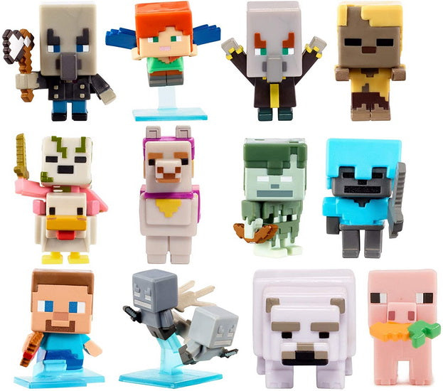 Figurines à collectionner Minecraft AS